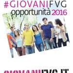 """""""GiovaniFVG – Opportunità 2016"""": disponibile online la nuova guida"""