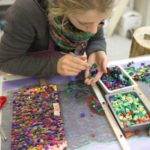 Musiva, mostra degli allievi Scuola Mosaicisti del Friuli