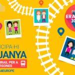 Condividi una foto con i tuoi #Friends4Europe e vinci un biglietto Interrail per due persone