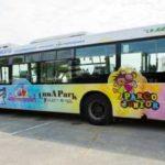 A Lignano un nuovo autobus per seguire la tratta del divertimento