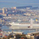 Opportunità di lavoro sulle navi Costa Crociere in FVG