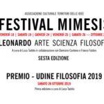 Festival Mimesis 2019 – VI edizione