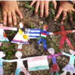 Video con tutti i lavoretti che i bambini hanno realizzato per celebrare la Giornata Europea